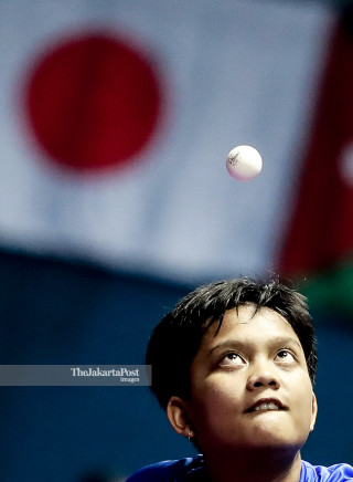 Amalia Lola on Asian Para Games 2018