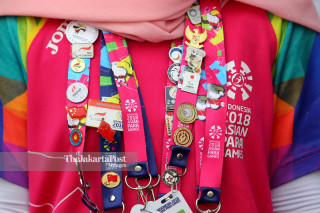 Asian Para Games 2018_Pin exchange culture