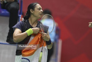 Badminton Asian Para Games 2018_India