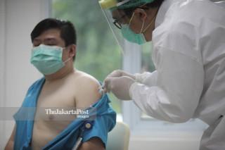 Vaksin Tenaga Medis
