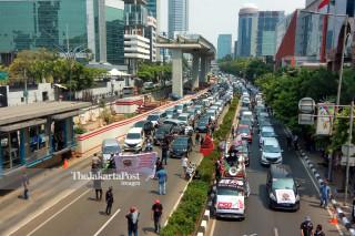 Aksi Taksi online