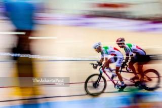 Para Cycling Asian Para Games 2018_Iran