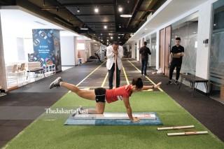 Athlete Physical Test