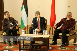 Solidarity and support for Palestine