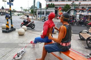 Jogja Street Sculpture Project #3