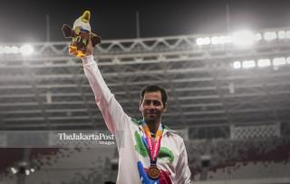 Para atletik Asian Para Games 2018_Iran