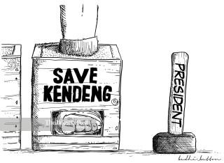 Kendeng case