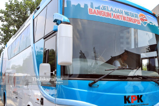 Anti Corruption Bus