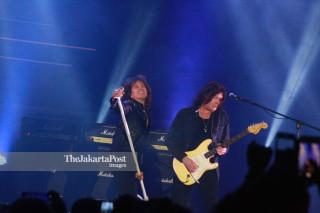 Europe concert