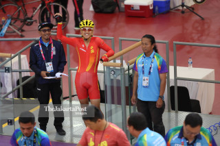 Para Cycling Asian Para Games 2018_China