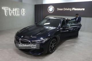 Peluncuran BMW 840i M Technic Gran Coupé