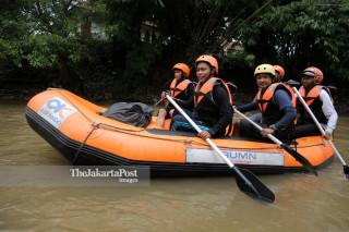 Operasi Bersih Sungai Ciliwung (OBSC)