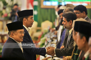 Trilateral conference
