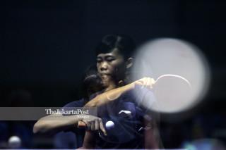 -Tenis Meja - putri - Indonesia