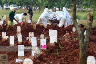 Pemakaman Korban Covid19