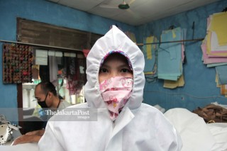 Protective Suit For Health Workers