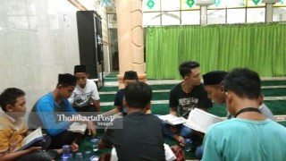 Kegiatan Ramadhan Remaja Mesjid Al Ikhwan Medan