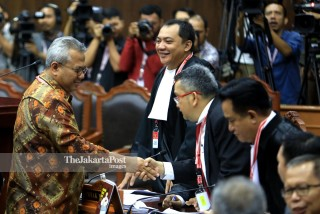 Second hearing of 2019 President election result