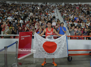 Para Swimming Asia Para Games 2018_ Japan