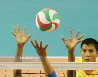 VOLI DUDUK PUTRA INDONESIA VS MYANMAR
