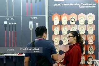 Pameran Global Sources Electronics Indonesia (GSEI) 2019