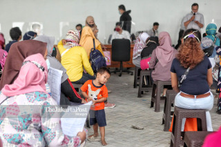Jakarta Smart Card distribution
