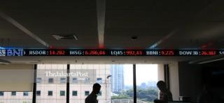 BNI Treasury dealing room