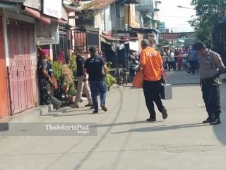 Kediaman Pelaku Bom Bunuh Diri di Medan