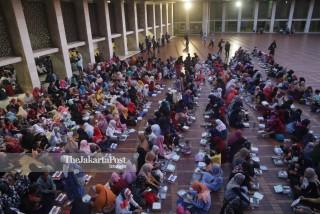 Ramadan: Break the fast