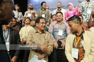 Bekali Pemimpin Muda Mengenai Pengelolaan SDA