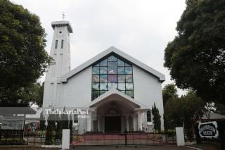 Gereja Protestan Haleluya.