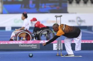 Lawn Bowl Asia Para Games 2018_Malaysia