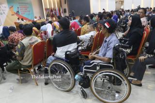 Debat Publik Disabilitas