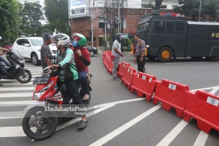 Penutupan Akses Pemilihan Wakil Gubernur Jakarta