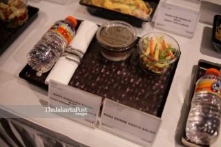 Cuisine dari Qatar Airways