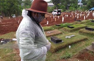 Taman Pemakaman Umum Pondok Ranggon, Jakarta Timur