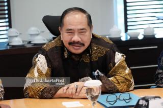 The Financial Transaction Reports and Analysis Centre (PPATK) Chairman Kiagus Ahmad Badaruddin