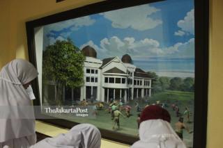 Diorama Kesaktian Pancasila