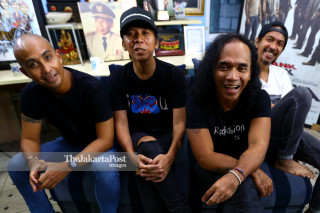 Rock band Slank