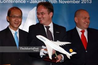 File: Pembukaan Penerbangan Indonesia-Jerman oleh Lufthansa Airlines