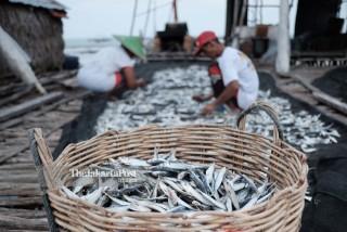 Fisherman daily activity in Bangka Belitung