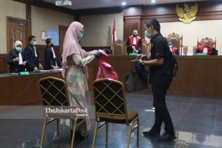 Sidang Perdana Jaksa Pinangki