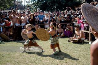 Pandanus Battle