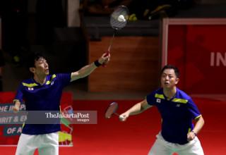 -Beregu putra Asian Para Games 2018 Jepang vs India