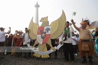Indonesia President voting