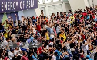 Para Cycling Asian Para Games 2018_Indonesia Supporter