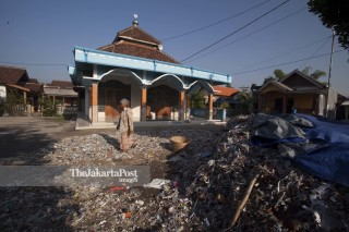 Sampah di Mojokerto