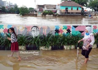 Ciliwung Flood