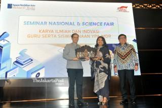 Seminar Nasional & Science Fair 2020