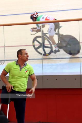 Para Cycling Asian Para Games 2018_Iran Athlete team